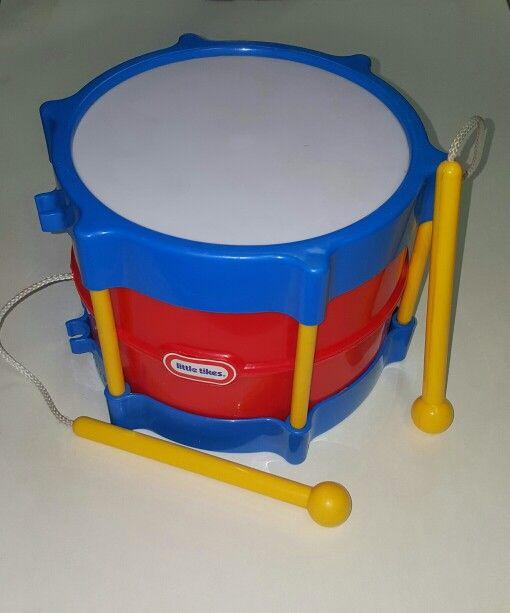 Little Tykes drum